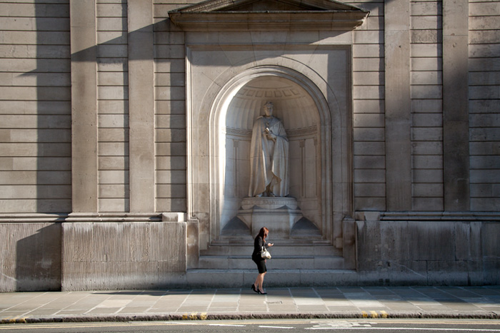 Threadneedle Street, 2006