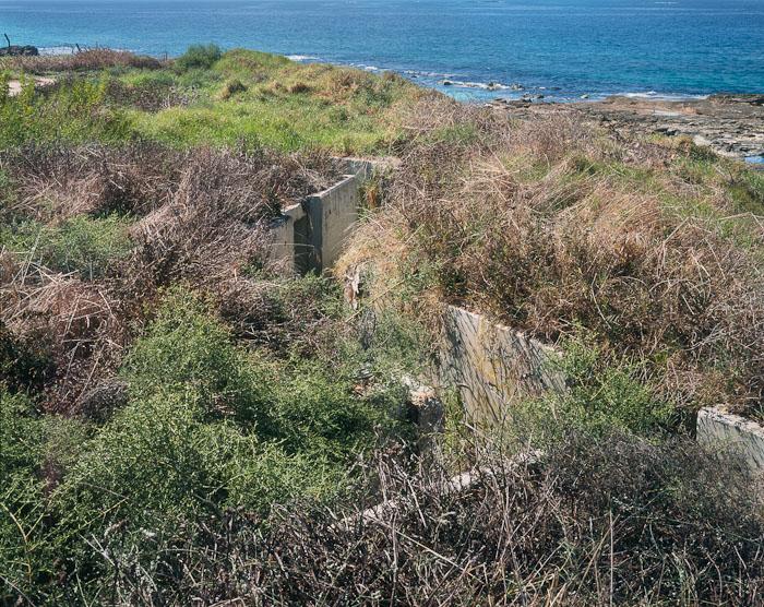 Bunker, Western Galilee, 2011