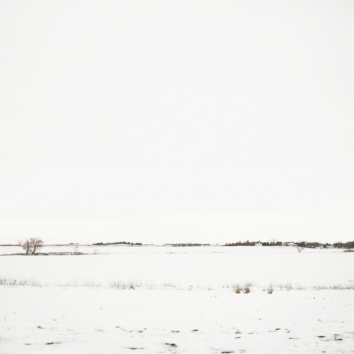 Winter Landscape, South Dakota, 2009