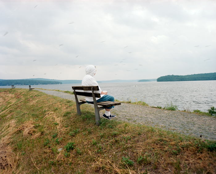 Irene Stark, Lake Wallenpaupak, Pennsylvania
