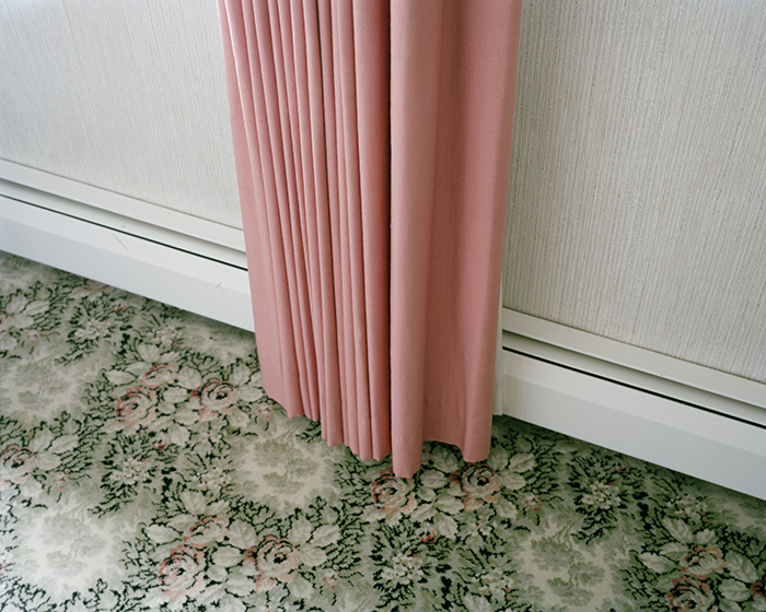 Pleated Curtain by Collin Avery