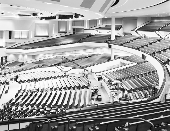 Prestonwood Baptist Church, Plano TX 2007