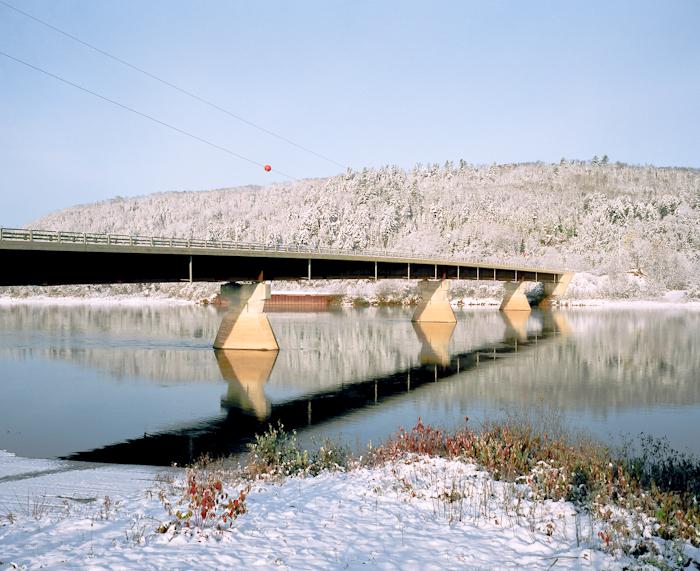 Pont Rivière-aux-Rats, 2009