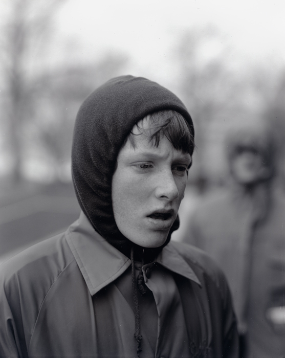 Untitled, Portraits at the Vietnam Veterans Memorial, Washington, D.C., 1984