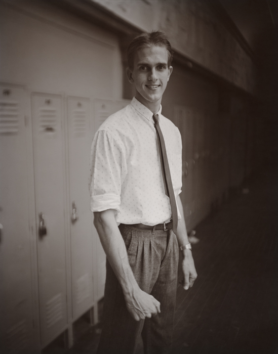 First Year Teacher, H.F. Grebey Junior High School, Hazleton, Pennsylvania, 1992