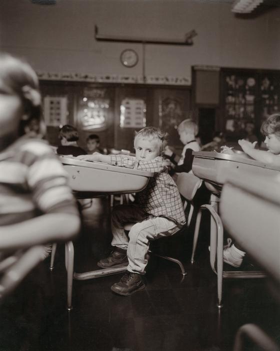 Randy Sartori, 1st Grade, A.D. Thomas Elementary School, Hazleton, Pennsylvania, 1993