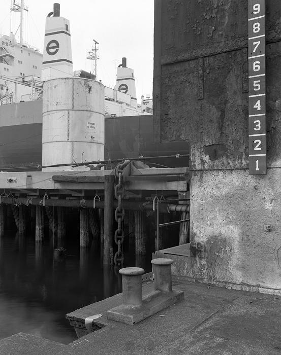 Derecktor Shipyard, Middletown, R.I. 1985:
