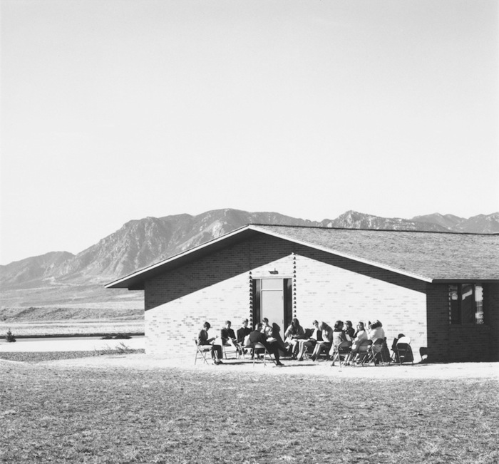 Sunday-school class, Colorado Springs, Colorado (from The New West, 1968-1971)