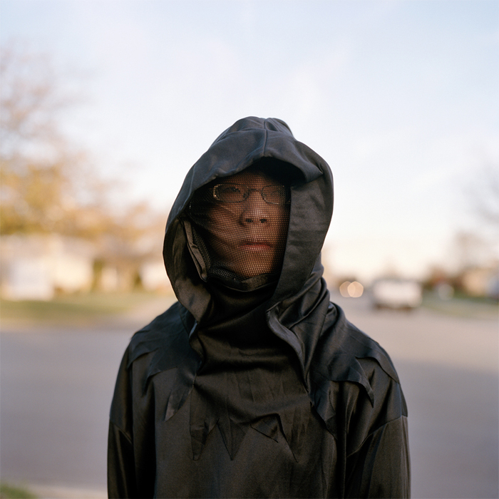 Eric, Halloween (2010)