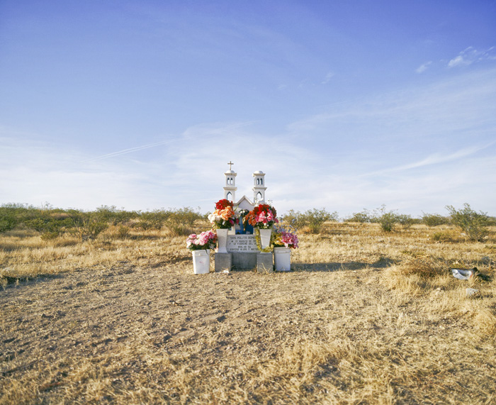 Roadside Memorial, AZ