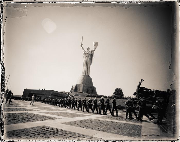 Motherland Statue, Kiev, Ukraine