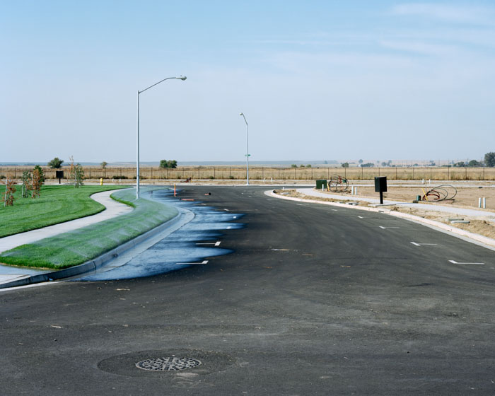 El Paseo development. Merced, CA 2008
