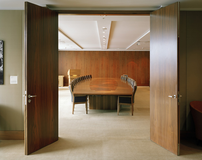 Bank Boardroom, London, April 2008