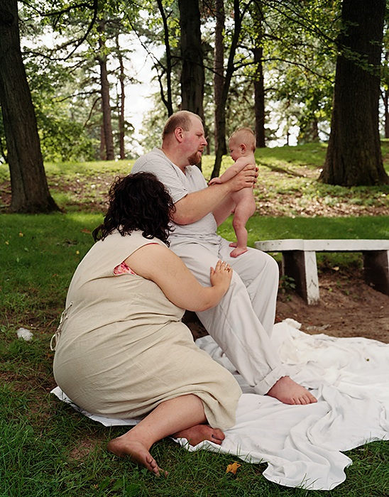 Untitled (Melissa, Todd, and Christopher), 200