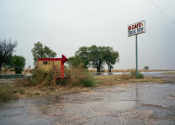 Café & Truck Stop, Oklahoma