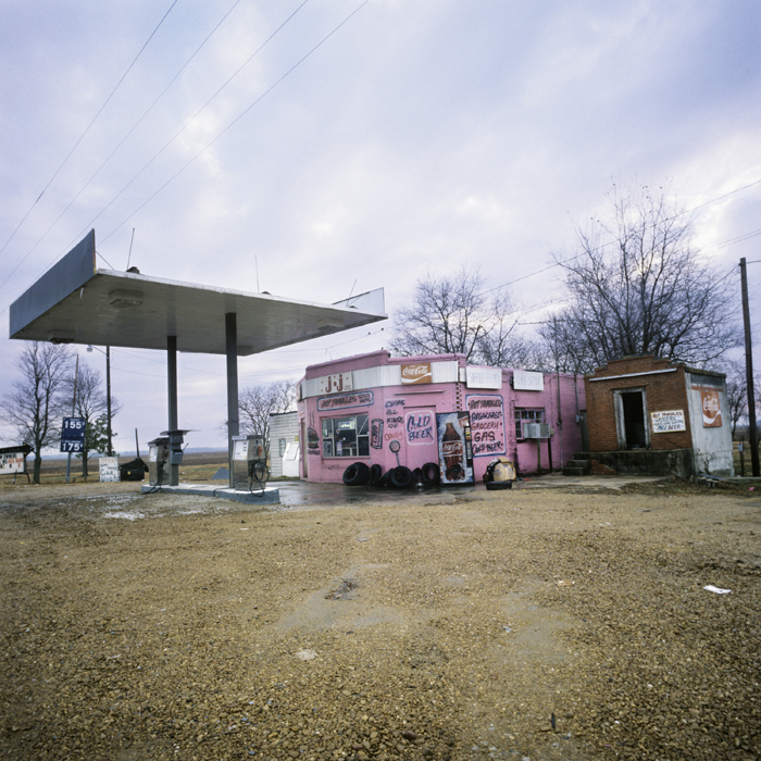 The Pink Filling Station