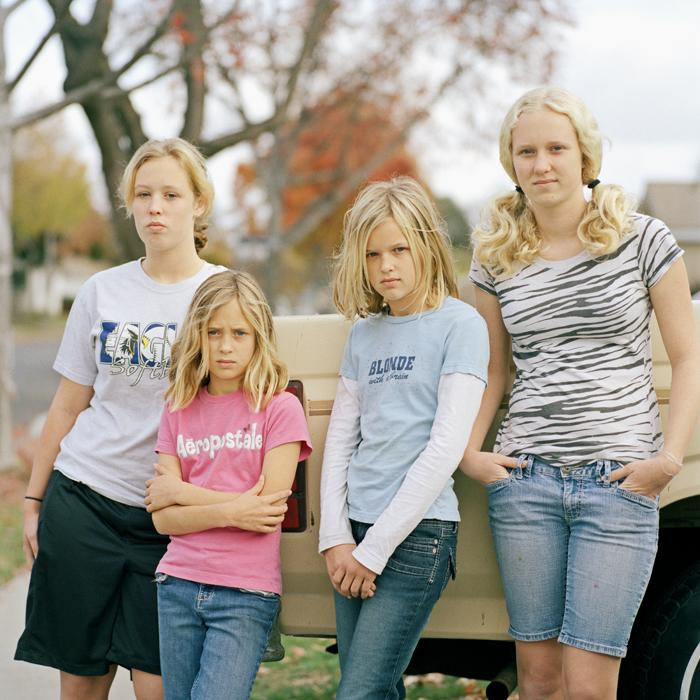 Wolcott Sisters