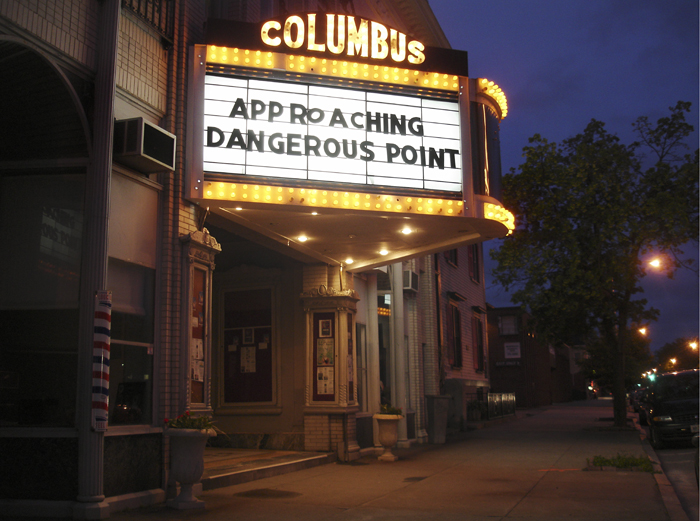 Columbus Theater I, Providence RI 2007