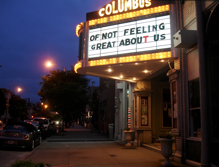 Columbus Theater II, Providence RI 2007