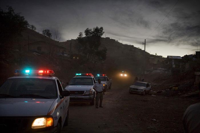 Patrol #1(Nogales, Sonora 2007)