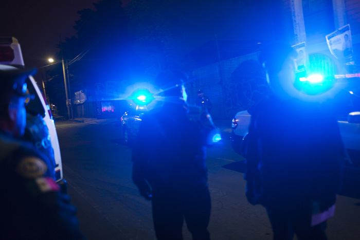 Night Patrol #2 (Distrito Federal, Mexico 2009)
