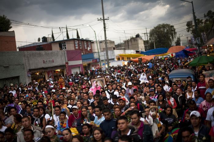 Santa Muerte #1 (Distrito Federal, Mexico 2009)