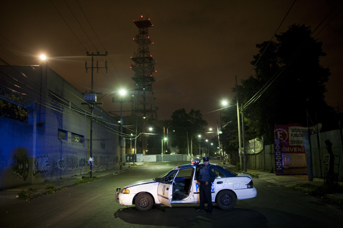 Night Patrol #3 (Distrito Federal, Mexico 2009)