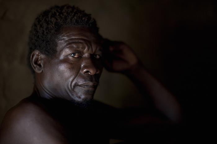"""Obwana Patrick"", Koch Lila Chope, 2009"