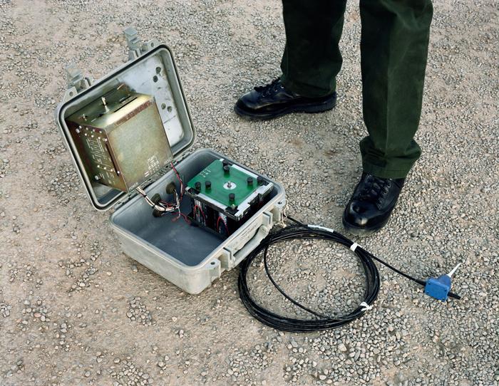 Seismic Sensor, Texas