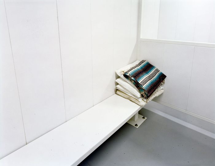 Detention Cell (with serape), New Mexico