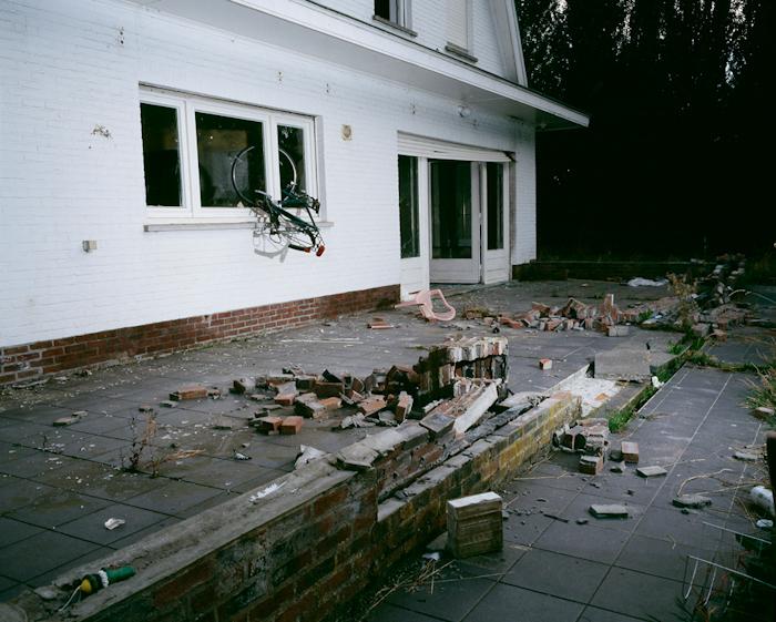 Backyard, 2009