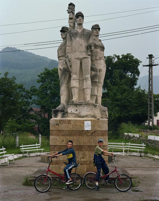 Bikers, Romania