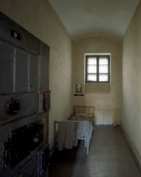Cell Number 9, Sighet Prison, Maramures, Romania