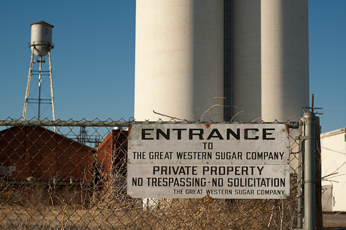 Great Western Sugar Company Rail Yard, Eaton, CO