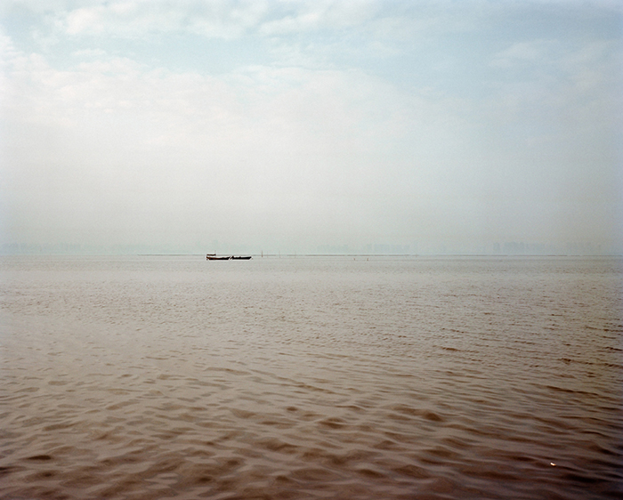 Ocean that Crosses to China, Lau Fau San, 2008