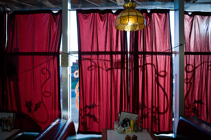 Diner Curtains