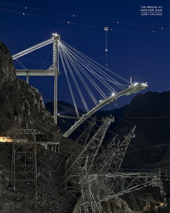 The Bridge At Hoover Dam reviewed by Ellen Wallenstein