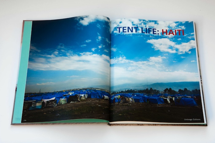 Tent Life: Haiti reviewed by Ellen Rennard