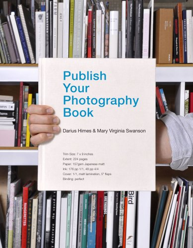 Ellen Rennard reviews Publish Your Photography Book