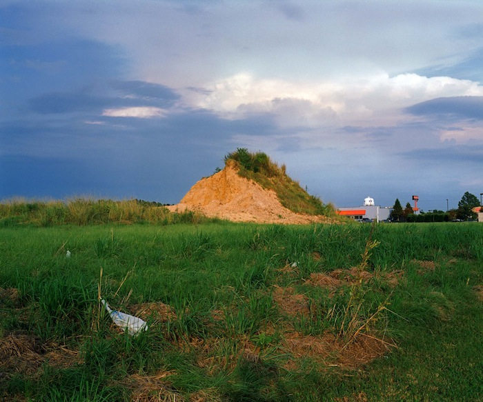 Construction Mound, BRLA 2008