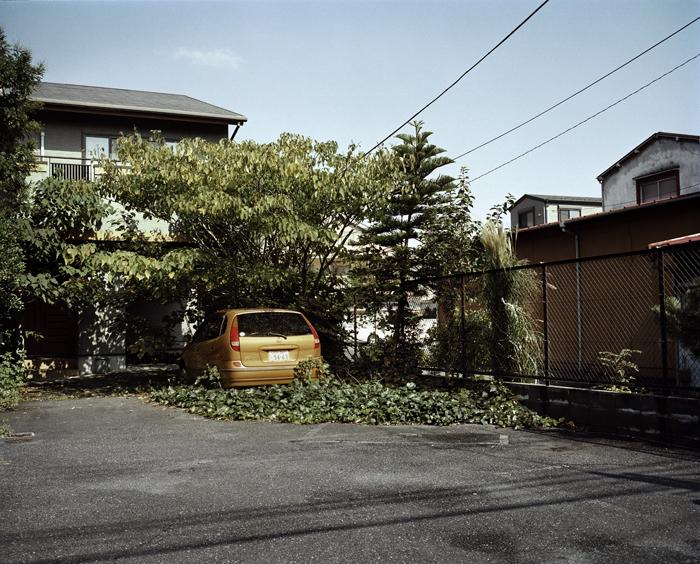 Gold Car, Minami-Senju, Tokyo, 2009