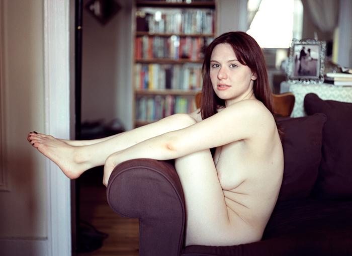 naked Self girl photography