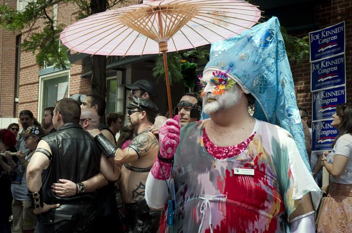 Rosetta Stone, Pride Parade 2012