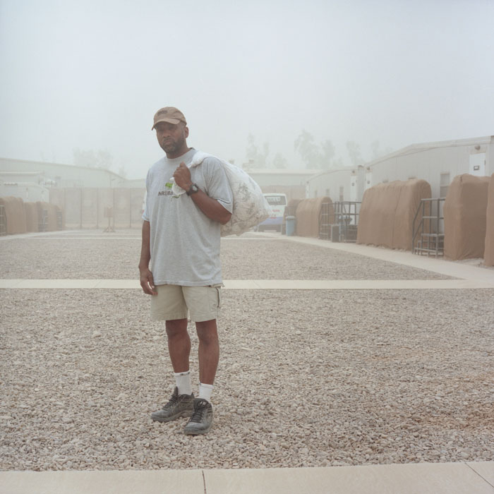 Lloyd in a Dust Storm