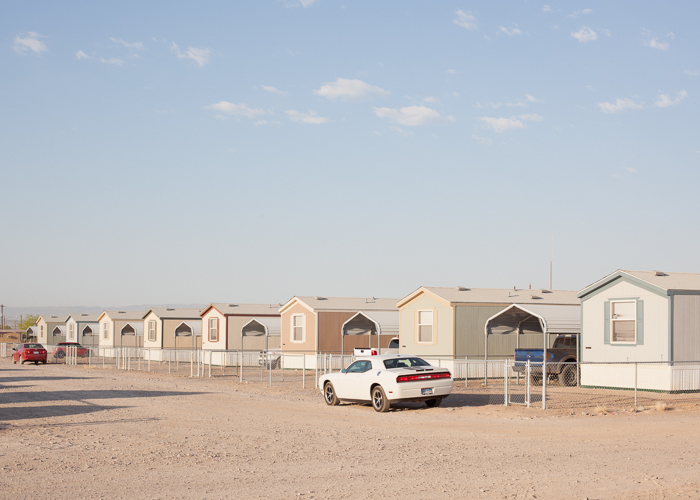 New Border Patrol Housing