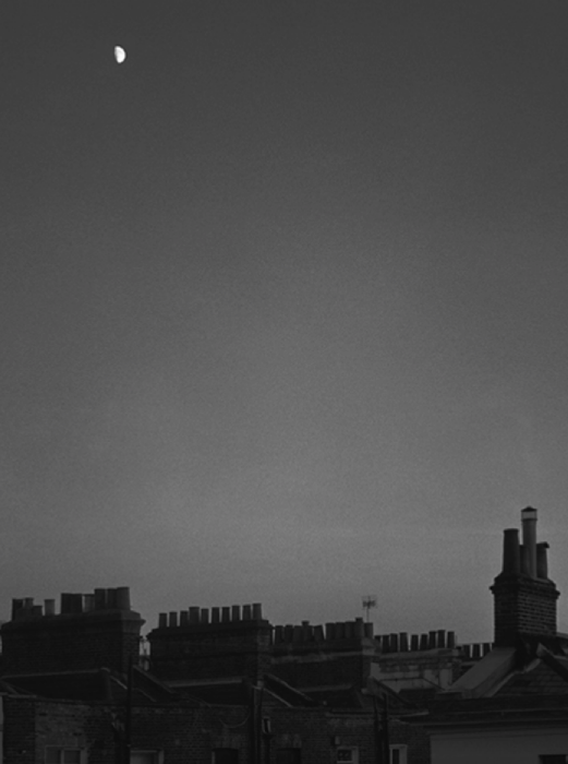 Rooftops, London, 2008
