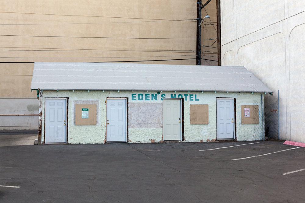 Eden's hotel