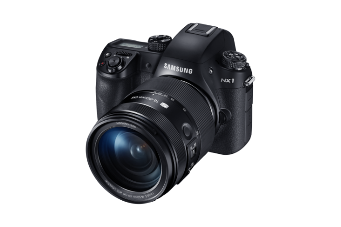 The new Samsung NX-1 and 16-50 f2-2.8 lens