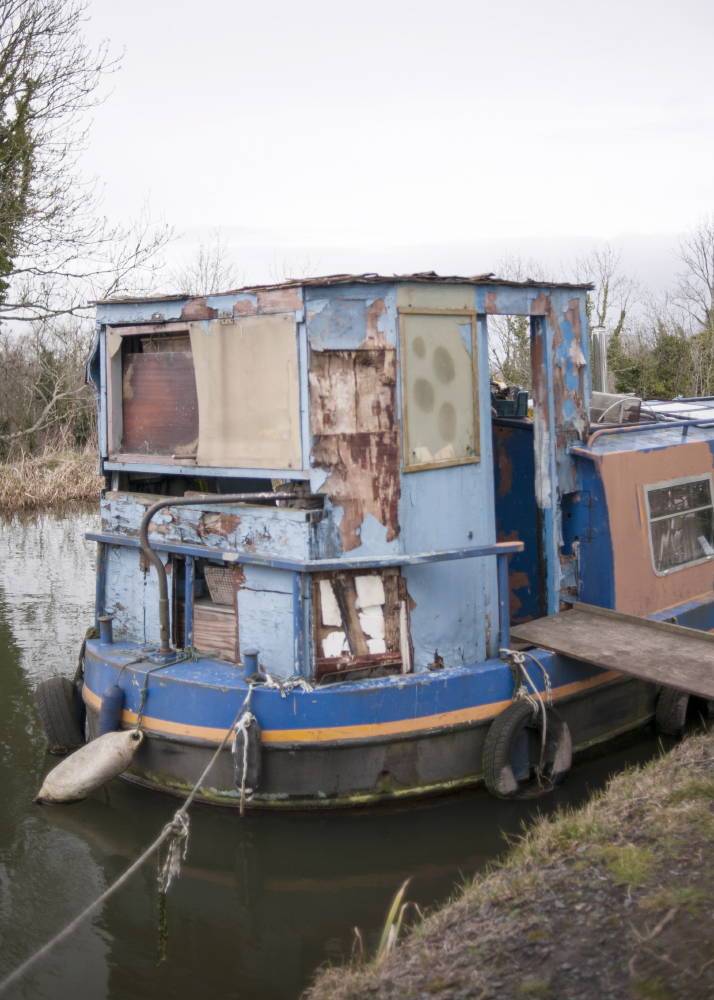 Houseboat, Hazelhatch