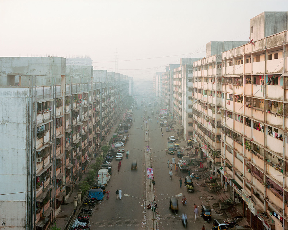 Lallubhai Compound Resettlement Buildings; Mankhurd, Mumbai.